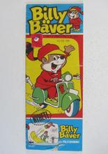Billy Bäver 1964 01 Vg-