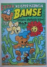 Bamse 1987 08