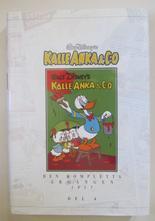 Kalle Anka & C:O Den kompletta årgången 1957 Del 4