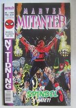Marvel Mutanter 1989 01
