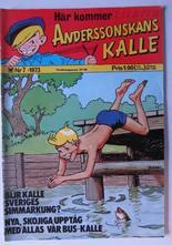Anderssonskans Kalle 1973 07