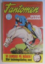 Fantomen 1969 21 Vg