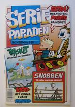 Serieparaden 1987 02 Fn med poster