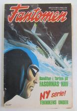 Fantomen 1971 09 Vg