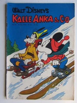 Kalle Anka 1958 26 Vg