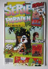 Serieparaden 1992 02