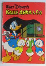 Kalle Anka 1958 23 Vg