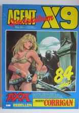 Agent X9 Julalbum 1986