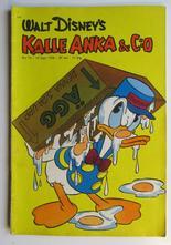 Kalle Anka 1958 19 Vg+