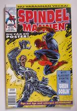 Spindelmannen 1994 03 med poster