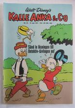 Kalle Anka 1967 20 Vg
