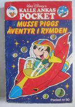 Kalle Ankas pocket 050 Musse Piggs äventyr i rymden