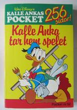 Kalle Ankas pocket 052 Kalle Anka tar hem spelet