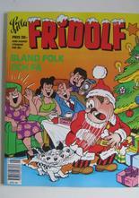 Lilla Fridolf Julalbum 1991