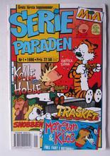 Serieparaden 1996 01