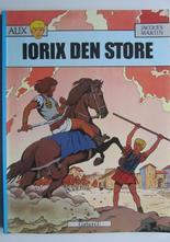 Alix Äventyr 04 Iorix den store 2:a uppl.
