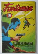 Fantomen 1969 18 Vg