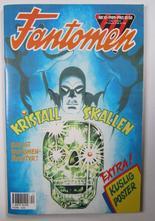 Fantomen 1989 10 med poster