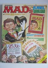 Mad 1985 Mad:s Julpajare