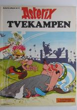 Asterix 04 Tvekampen 1:a upplagan Vg