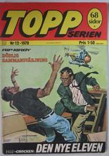 Toppserien 1970 12 Vg+