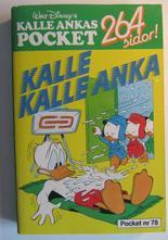 Kalle Ankas pocket 078 Kalle Kalle Anka