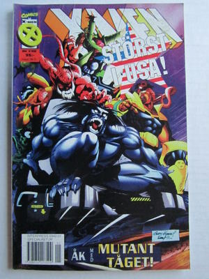 X-Men 1998 01