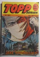 Toppserien 1971 01 Vg