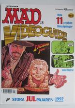 Mad 1992 Mad:s Julpajare