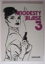 Modesty Blaise 3 1:a uppl.