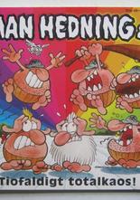 Herman Hedning Julalbum 10 2001 Signerad