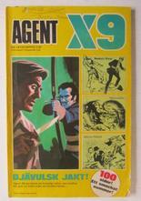 Agent X9 1973 01 Vg-