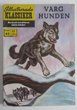Illustrerade Klassiker 042 Varghunden 2:a uppl. Fn