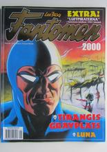 Fantomen julalbum 2000