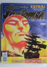 Fantomen julalbum 2001
