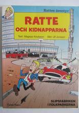Ratte 1 Ratte och kidnapparna