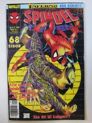 Spindelmannen 1991 09