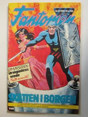 Fantomen 1985 12