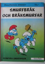 Smurfernas äventyr 08 Smurfbråk och bråksmurfar