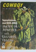 Cowboy 1967 08 Vg+