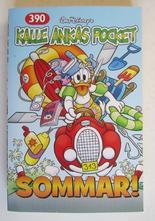 Kalle Ankas pocket 390 Sommar