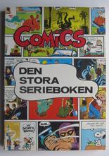 Comics Den stora serieboken 01 1970
