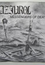 "KAZJUROL Messengers of death 7"" singel"