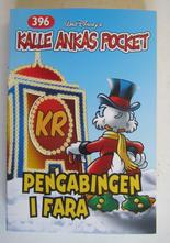 Kalle Ankas pocket 396 Pengabingen i fara