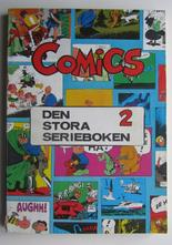 Comics Den stora serieboken 02 1971