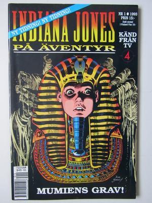 Indiana Jones på äventyr 1993 01