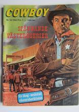 Cowboy 1966 10 Vg+