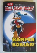 Kalle Ankas pocket 414 Kampen börjar