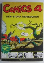 Comics Den stora serieboken 04 1973