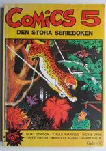 Comics Den stora serieboken 05 1973